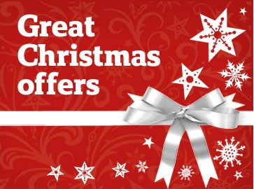 Christmas offer for Beauty salon xmas offers